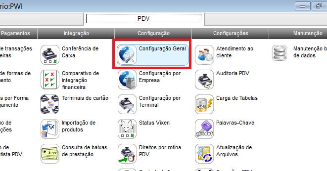 Configuração do servidor SMPT o sistema Volpe.